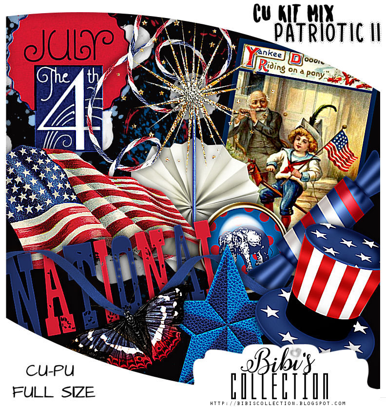 CU MIX PACK PATRIOTIC II